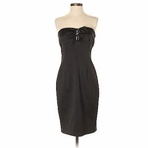 NEW Laundry By Shelli Segal Double D Ring Dress 4